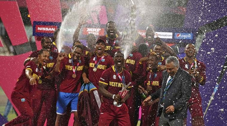 West Indies are the reigning WT20 Champions