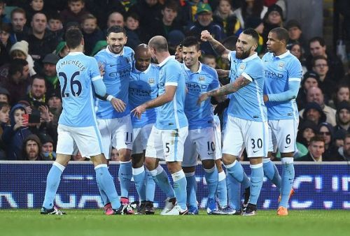 Norwich City v Manchester City - The Emirates FA Cup Third Round