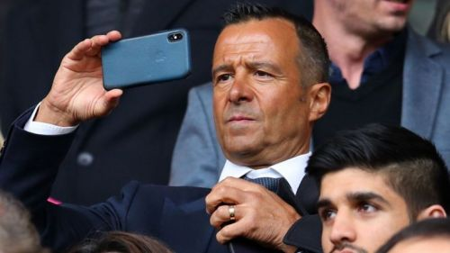 Both Jorge Mendes himself and Wolves insist he has no role at the club, but is the agent of Diego Jota
