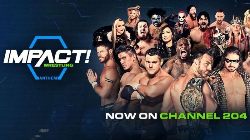 This is a huge signing for Impact Wrestling
