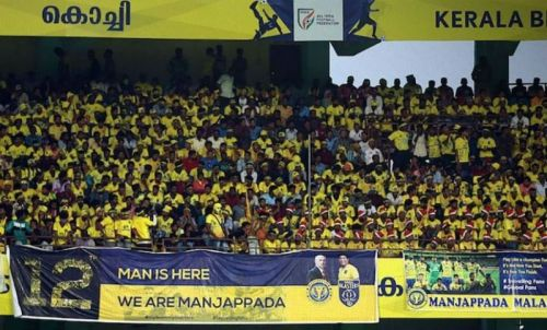 A few chairs were allegedly hurled at Kerala Blasters fans during their B team's match against Ozone Bengaluru FC. (Photo: Representational Image)