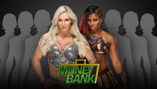Women's Money in the Bank Ladder Match 2018