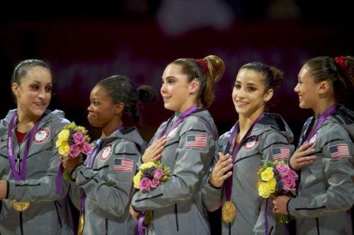 2012 Summer Olympics - Day 4