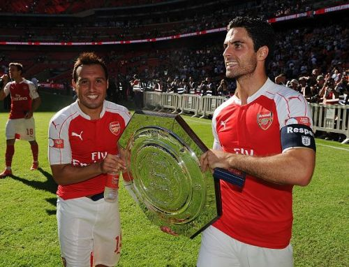 Chelsea v Arsenal - FA Community Shield