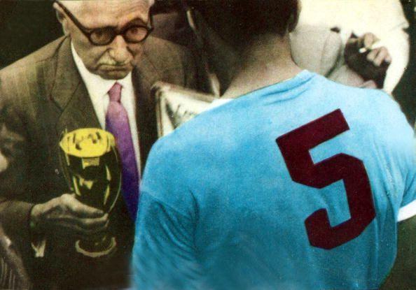 Uruguay 1950 World Cup win Brazil