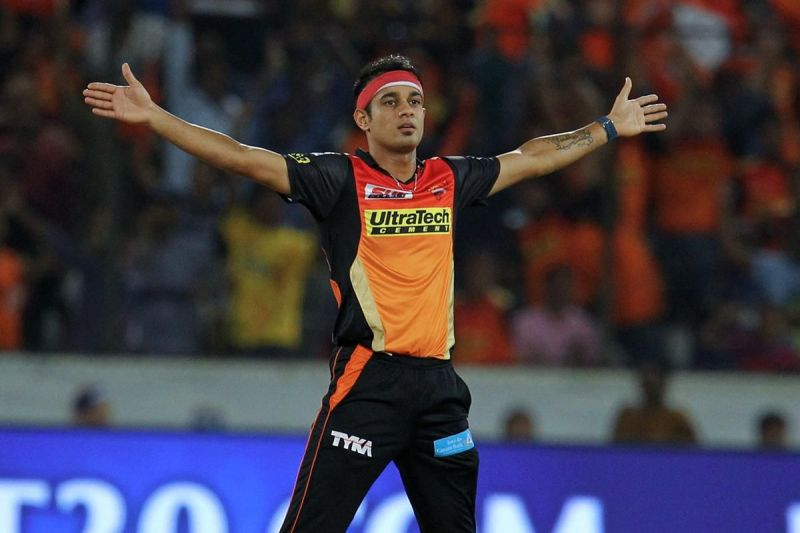 The new fast bowling sensation.