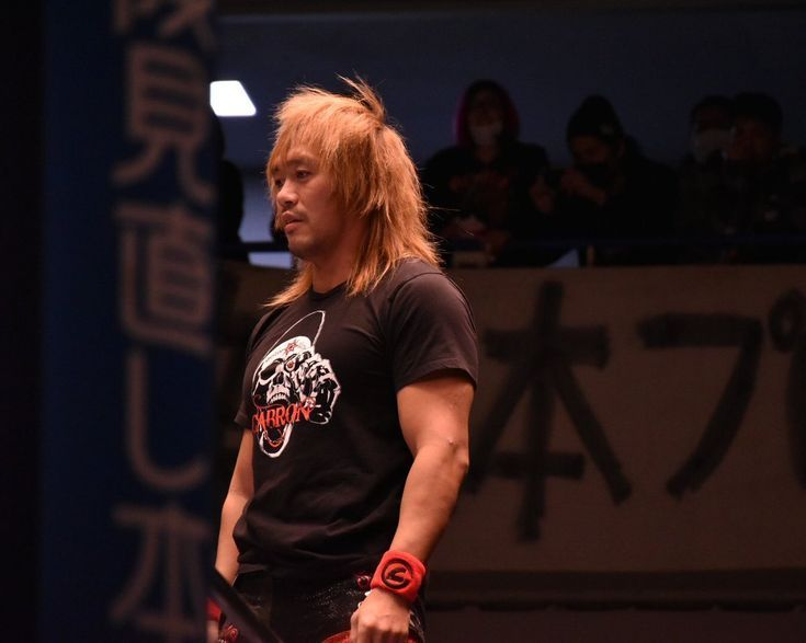Tetsuya Naito is the current IWGP Intercontinental Champion