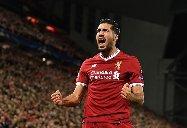 Emre Can's untimely injury will see him miss the Champions League final and the World Cup
