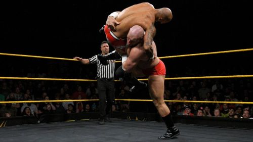 Another action packed episode of NXT TV graced our screen!