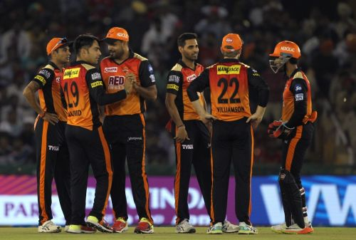 SRH will be up against CSK