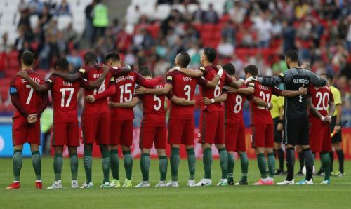 Several big names from Portugal have been chopped from the World Cup squad