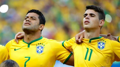 Oscar and Hulk are only two of the many high profile names absent from the Brazil squad