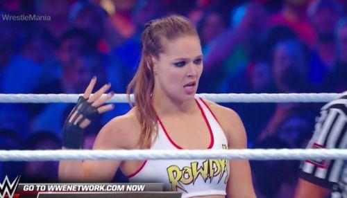 Ronda Rousey,