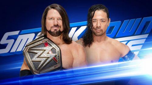 The fourth match in their feud