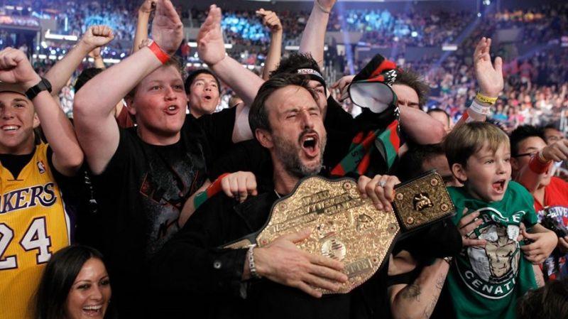 największa zniżka styl mody Darmowa dostawa WWE/Impact News: David Arquette to make Impact Wrestling debut