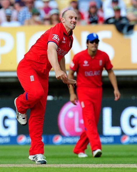 Cricket - ICC Champions Trophy - Group A - England v Australia - Edgbaston
