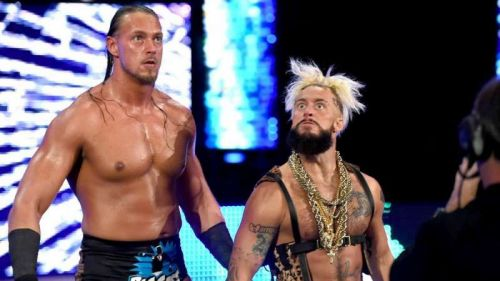 There was a reason why Enzo Amore and Big Cass didn't become Champions