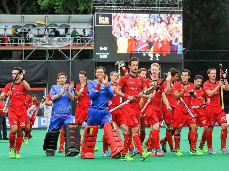 Image result for belgium hockey team