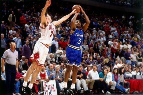 1995 Eastern Conference Semifinals, Game 4: Orlando Magic vs. Chicago Bulls