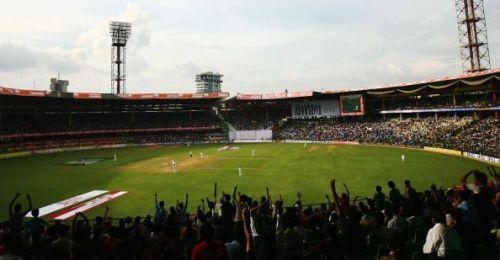 1st Test - India v Australia: Day 4