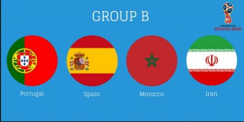 Group B of the 2018 World Cup