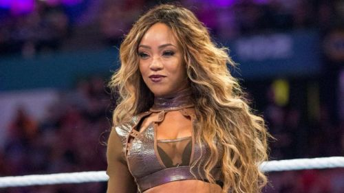 Alicia Fox's status within the WWE remains unclear