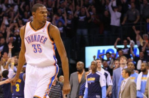 Denver Nuggets v Oklahoma City Thunder - Game Five