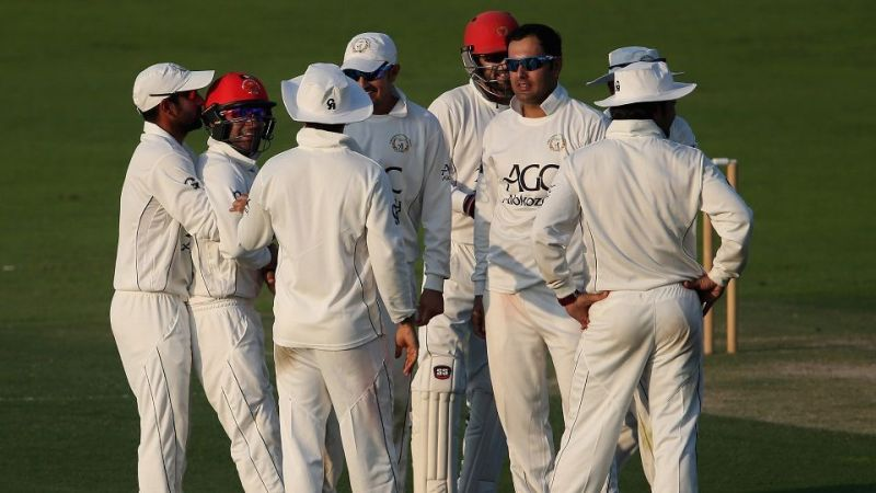 Image result for afghanistan vs india test
