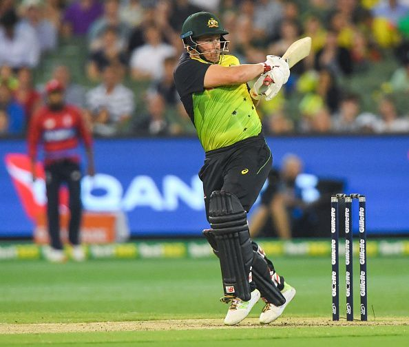 2018 International Twenty20 Cricket Australia v England Feb 10th