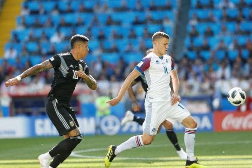 Argentina v Iceland : Group D - 2018 FIFA World Cup Russia