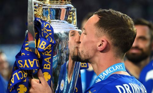Drinkwater was a crucial member of Leicester's famous title winning side of 2015/16