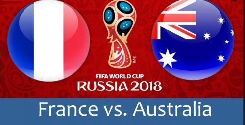 Match 5 - France vs Australia
