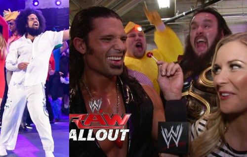Adam Rose and No Way Jose are well-known for their conga line entrances in WWE