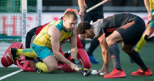 FIH Champions Trophy 2018 : Australia book a place for the finals