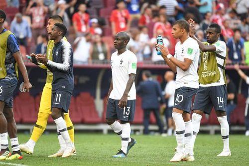 Denmark v France - FIFA World Cup 2018