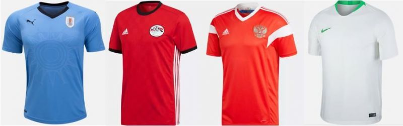 8b67caaaf FIFA World Cup 2018  Jersey Edition