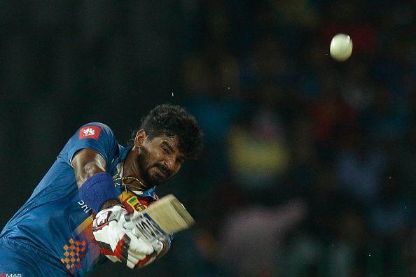 Sri Lanka v Bangladesh - 2nd T20 cricket match