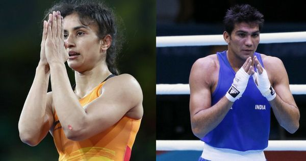 Vinesh Phogat and Manoj Kumar both expressed their frustration