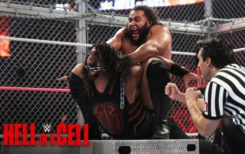 WWE Hell In A Cell features some of the toughest, most grueling matches in WWE history