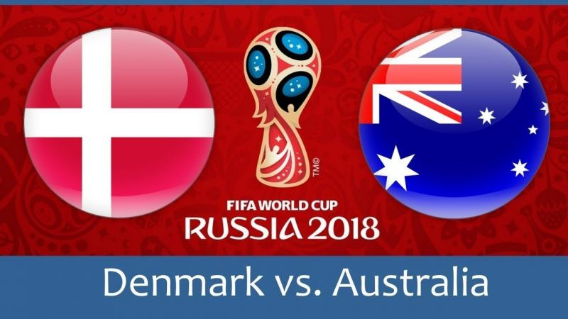 world cup 2018 denmark vs australia preview team news