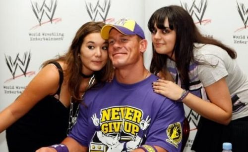 John Cena credits his fans for motivating him to continue in the professional wrestling business