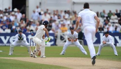 Cricket - Investec Test Series - First Test - England v India - Day Five - Trent Bridge