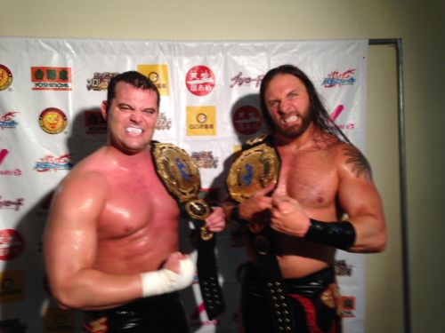 New Japan Wrestling's Killer Elite Squad would be a great acquisition for the WWE.