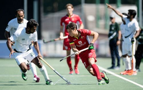 FIH Champions Trophy 2018 : The road ahead for Belgium