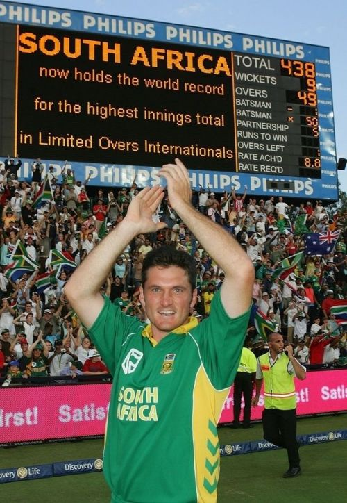 Greatest ODI? I'll do you one better.