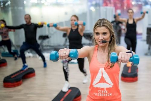 World Class Metropolis fitness centre in Moscow
