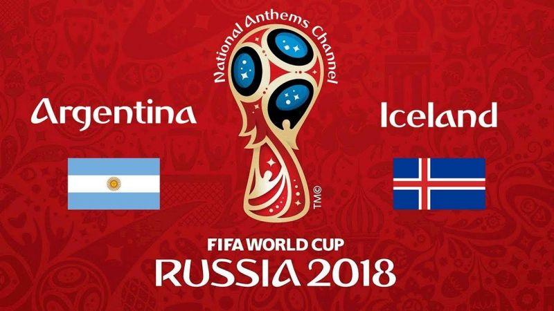 Image result for argentina vs iceland
