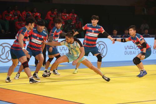 South Korea vs Argentina