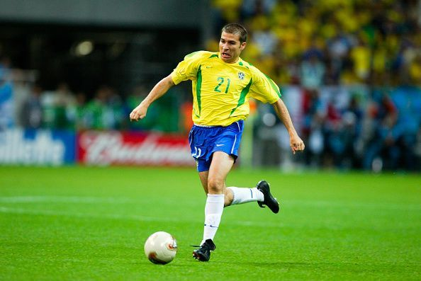 Brazil v Turkey - World Cup 2002