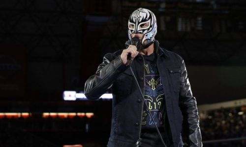 Rey Mysterio will make his NJPW debut later this month